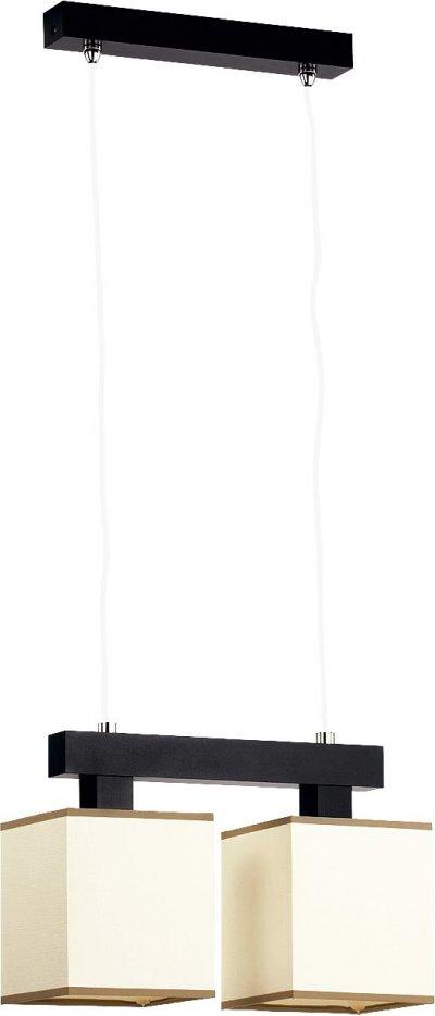 Alfa EWA VENGE 10332 подвесной светильникОжидается<br><br><br>Крепление: Потолочное<br>Тип цоколя: E27<br>Цвет арматуры: Венге, Хром<br>Количество ламп: 2<br>Ширина, мм: 130<br>Размеры: размер коробки 48x25x22см.<br>Длина, мм: 340<br>Высота, мм: 900<br>MAX мощность ламп, Вт: 60