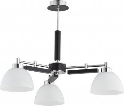 Alfa LATINO 21213 потолочный светильникОжидается<br><br><br>Крепление: Потолочное<br>Тип цоколя: E27<br>Цвет арматуры: Хром, Венге<br>Количество ламп: 3<br>Диаметр, мм мм: 540<br>Размеры: размер коробки 40x40x20см.<br>Высота, мм: 450<br>MAX мощность ламп, Вт: 60