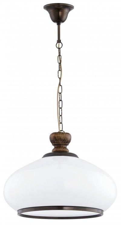 Alfa PARMA 16941 потолочный светильниклюстры подвесные классические<br><br><br>Установка на натяжной потолок: Да<br>S освещ. до, м2: 3<br>Крепление: Потолочное<br>Тип цоколя: E27<br>Цвет арматуры: Венге, Коричневый<br>Количество ламп: 1<br>Диаметр, мм мм: 370<br>Высота, мм: 900<br>MAX мощность ламп, Вт: 60