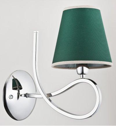 Alfa WILLMA 23350 настенный светильниксовременные бра модерн<br><br><br>Крепление: Настенное<br>Тип цоколя: E14<br>Цвет арматуры: серебристый хром<br>Количество ламп: 1<br>MAX мощность ламп, Вт: 40
