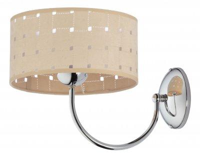 Jupiter OSLO 1238 ch. OS K настенный светильниксовременные бра модерн<br><br><br>Крепление: Настенное<br>Тип цоколя: E27<br>Цвет арматуры: серебристый хром<br>Количество ламп: 1<br>Размеры: размер коробки 24x24x16см.<br>Расстояние от стены, мм: 220<br>Высота, мм: 230<br>MAX мощность ламп, Вт: 60