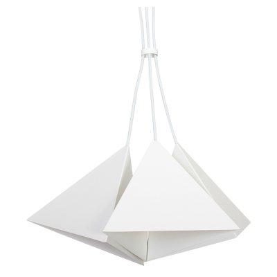 Luminex SET 7407 потолочный светильникПодвесные<br><br><br>Установка на натяжной потолок: Да<br>S освещ. до, м2: 9<br>Крепление: Потолочное<br>Тип цоколя: E27<br>Цвет арматуры: Белый<br>Количество ламп: 3<br>Диаметр, мм мм: 450<br>Размеры: размер коробки 24x26x26см.<br>Высота, мм: 900<br>MAX мощность ламп, Вт: 60