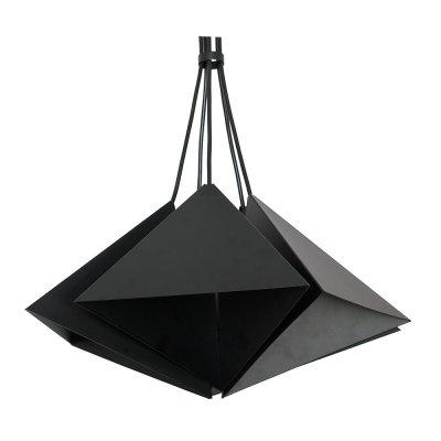 Luminex SET 7416 потолочный светильникподвесные люстры лофт<br><br><br>Установка на натяжной потолок: Да<br>S освещ. до, м2: 15<br>Крепление: Потолочное<br>Тип цоколя: E27<br>Цвет арматуры: Черный<br>Количество ламп: 5<br>Диаметр, мм мм: 500<br>Размеры: размер коробки 24x26x26см.<br>Высота, мм: 800<br>MAX мощность ламп, Вт: 60