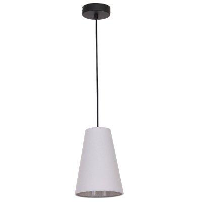 Luminex TUBLES 8782 потолочный светильникОдиночные<br><br><br>S освещ. до, м2: 3<br>Крепление: Потолочное<br>Тип цоколя: E27<br>Цвет арматуры: Черный<br>Количество ламп: 1<br>Диаметр, мм мм: 150<br>Размеры: размер коробки 29x33x33см.<br>Высота, мм: 1050<br>MAX мощность ламп, Вт: 60