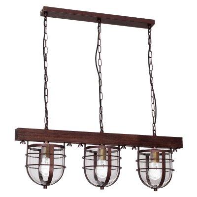Luminex ANDER 7620 потолочный светильникОжидается<br><br><br>Крепление: Потолочное<br>Тип цоколя: E27<br>Цвет арматуры: Коричневый<br>Количество ламп: 3<br>Ширина, мм: 160<br>Размеры: размер коробки 22x81x23см.<br>Длина, мм: 720<br>Высота, мм: 700<br>MAX мощность ламп, Вт: 60