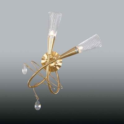 Lightstar AEREO 711633 Светильник настенный браСовременные<br><br><br>Тип лампы: галогенная/LED<br>Тип цоколя: G9<br>Количество ламп: 2<br>Ширина, мм: 300<br>MAX мощность ламп, Вт: 40<br>Расстояние от стены, мм: 160<br>Высота, мм: 500