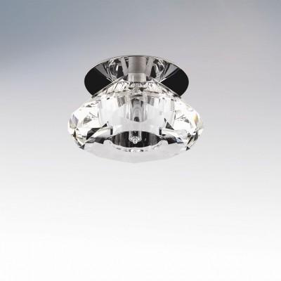 Lightstar ROSE 004034-G4 Светильник встраиваемыйХрустальные<br>Встраиваемые светильники – популярное осветительное оборудование, которое можно использовать в качестве основного источника или в дополнение к люстре. Они позволяют создать нужную атмосферу атмосферу и привнести в интерьер уют и комфорт. <br> Интернет-магазин «Светодом» предлагает стильный встраиваемый светильник Lightstar 004034-G4. Данная модель достаточно универсальна, поэтому подойдет практически под любой интерьер. Перед покупкой не забудьте ознакомиться с техническими параметрами, чтобы узнать тип цоколя, площадь освещения и другие важные характеристики. <br> Приобрести встраиваемый светильник Lightstar 004034-G4 в нашем онлайн-магазине Вы можете либо с помощью «Корзины», либо по контактным номерам. Мы доставляем заказы по Москве, Екатеринбургу и остальным российским городам.<br><br>Тип лампы: галогенная/LED<br>Тип цоколя: G4<br>MAX мощность ламп, Вт: 35<br>Диаметр, мм мм: 60<br>Диаметр врезного отверстия, мм: 50<br>Высота, мм: 40<br>Цвет арматуры: серебристый