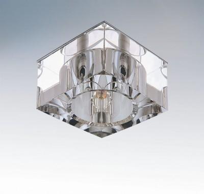 Lightstar QUBE 004050R СветильникКвадратные<br>Встраиваемые светильники – популярное осветительное оборудование, которое можно использовать в качестве основного источника или в дополнение к люстре. Они позволяют создать нужную атмосферу атмосферу и привнести в интерьер уют и комфорт.   Интернет-магазин «Светодом» предлагает стильный встраиваемый светильник Lightstar 004050R. Данная модель достаточно универсальна, поэтому подойдет практически под любой интерьер. Перед покупкой не забудьте ознакомиться с техническими параметрами, чтобы узнать тип цоколя, площадь освещения и другие важные характеристики.   Приобрести встраиваемый светильник Lightstar 004050R в нашем онлайн-магазине Вы можете либо с помощью «Корзины», либо по контактным номерам. Мы доставляем заказы по Москве, Екатеринбургу и остальным российским городам.<br><br>Тип лампы: галогенная/LED<br>Тип цоколя: G4<br>Ширина, мм: 70<br>Диаметр врезного отверстия, мм: 55<br>Длина, мм: 70<br>Высота, мм: 50