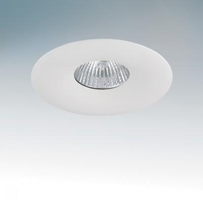 Lightstar LEVIGO 10010 СветильникКруглые<br><br><br>Тип товара: Светильник<br>Скидка, %: 5<br>Тип лампы: галогенная/LED<br>Тип цоколя: MR16<br>MAX мощность ламп, Вт: 50<br>Диаметр, мм мм: 98<br>Диаметр врезного отверстия, мм: 68<br>Высота, мм: 4<br>Цвет арматуры: белый