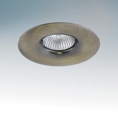 Lightstar LEVIGO 10011 СветильникКруглые<br>Встраиваемые светильники – популярное осветительное оборудование, которое можно использовать в качестве основного источника или в дополнение к люстре. Они позволяют создать нужную атмосферу атмосферу и привнести в интерьер уют и комфорт.   Интернет-магазин «Светодом» предлагает стильный встраиваемый светильник Lightstar 10011. Данная модель достаточно универсальна, поэтому подойдет практически под любой интерьер. Перед покупкой не забудьте ознакомиться с техническими параметрами, чтобы узнать тип цоколя, площадь освещения и другие важные характеристики.   Приобрести встраиваемый светильник Lightstar 10011 в нашем онлайн-магазине Вы можете либо с помощью «Корзины», либо по контактным номерам. Мы развозим заказы по Москве, Екатеринбургу и остальным российским городам.<br><br>Тип лампы: галогенная/LED<br>Тип цоколя: gu5.3<br>Цвет арматуры: бронзовый<br>Диаметр, мм мм: 98<br>Диаметр врезного отверстия, мм: 68<br>Высота, мм: 4<br>MAX мощность ламп, Вт: 50