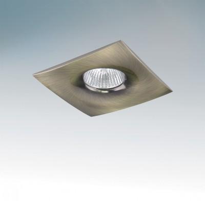 Lightstar LEVIGO 10031 СветильникКвадратные<br>Встраиваемые светильники – популярное осветительное оборудование, которое можно использовать в качестве основного источника или в дополнение к люстре. Они позволяют создать нужную атмосферу атмосферу и привнести в интерьер уют и комфорт.   Интернет-магазин «Светодом» предлагает стильный встраиваемый светильник Lightstar 10031. Данная модель достаточно универсальна, поэтому подойдет практически под любой интерьер. Перед покупкой не забудьте ознакомиться с техническими параметрами, чтобы узнать тип цоколя, площадь освещения и другие важные характеристики.   Приобрести встраиваемый светильник Lightstar 10031 в нашем онлайн-магазине Вы можете либо с помощью «Корзины», либо по контактным номерам. Мы развозим заказы по Москве, Екатеринбургу и остальным российским городам.<br>