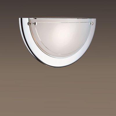 Светильник Сонекс 014 хром RigaНакладные<br>*Сонекс-К 014<br><br>S освещ. до, м2: 6<br>Тип лампы: накаливания / энергосбережения / LED-светодиодная<br>Тип цоколя: E27<br>Цвет арматуры: серебристый<br>Количество ламп: 1<br>Ширина, мм: 310<br>Высота, мм: 155<br>MAX мощность ламп, Вт: 100