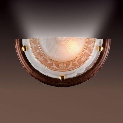 Светильник Сонекс 017 золото FiloНакладные<br>*Сонекс-К 017<br><br>S освещ. до, м2: 6<br>Тип лампы: накаливания / энергосбережения / LED-светодиодная<br>Тип цоколя: E27<br>Количество ламп: 1<br>Ширина, мм: 360<br>MAX мощность ламп, Вт: 100<br>Высота, мм: 180<br>Цвет арматуры: золотой