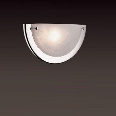 Светильник Сонекс 022 хром AlabastroНакладные<br>*Сонекс-К 022<br><br>S освещ. до, м2: 6<br>Тип лампы: накаливания / энергосбережения / LED-светодиодная<br>Тип цоколя: E27<br>Количество ламп: 1<br>Ширина, мм: 310<br>MAX мощность ламп, Вт: 100<br>Высота, мм: 155<br>Цвет арматуры: серебристый