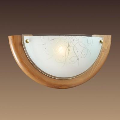 Светильник Сонекс 025 KALDAНакладные<br><br><br>Тип лампы: Накаливания / энергосбережения / светодиодная<br>Тип цоколя: E27<br>Количество ламп: 1<br>Ширина, мм: 300<br>MAX мощность ламп, Вт: 100<br>Высота, мм: 100
