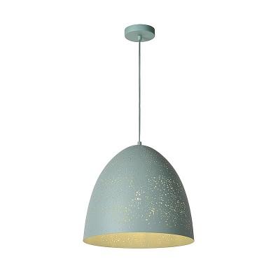 Lucide ETERNAL 03414/40/68 подвесной светильникОжидается<br><br><br>S освещ. до, м2: 3<br>Тип цоколя: E27<br>Цвет арматуры: нежно-голубой<br>Количество ламп: 1<br>Ширина, мм: 400<br>Высота, мм: 450