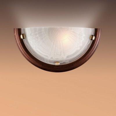 Светильник Сонекс 036 дерево Lufe WoodНакладные<br>*Сонекс-К 036<br><br>S освещ. до, м2: 6<br>Тип лампы: накаливания / энергосбережения / LED-светодиодная<br>Тип цоколя: E27<br>Количество ламп: 1<br>Ширина, мм: 360<br>MAX мощность ламп, Вт: 100<br>Высота, мм: 180<br>Цвет арматуры: деревянный
