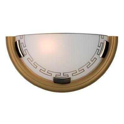 Светильник Сонекс 038 SN15 PROVENCE GREENНакладные<br><br><br>Тип лампы: накаливания / энергосбережения / LED-светодиодная<br>Тип цоколя: E27<br>Количество ламп: 1<br>MAX мощность ламп, Вт: 100<br>Цвет арматуры: бронзовый/коричневый