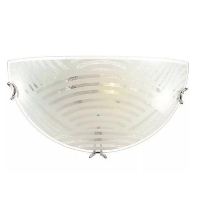 Сонекс RAINBOW 39 Настенный светильник браНакладные<br><br><br>Тип лампы: Накаливания / энергосбережения / светодиодная<br>Тип цоколя: E27<br>Количество ламп: 1<br>Ширина, мм: 300<br>MAX мощность ламп, Вт: 60<br>Расстояние от стены, мм: 100<br>Высота, мм: 150