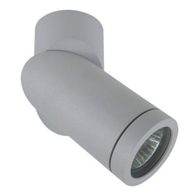 Светильник Lightstar 051019R ILLUMOуличные настенные светильники<br>Крепление: a33; Внешние габариты: D60 H157; Материал - основание/плафон: металл/металл+стекло; Цвет-основание/плафон: серый; Лампа: 220В HP16 Gu10 max 50Вт<br><br>Крепление: на основание<br>Тип лампы: Галогенные, светодиодные<br>Тип цоколя: GU10 (50W)<br>Цвет арматуры: Серый<br>Количество ламп: 1<br>Диаметр, мм мм: 60<br>Высота полная, мм: 157<br>Диаметр врезного отверстия, мм: 60<br>Поверхность арматуры: глянцевая<br>Оттенок (цвет): серый<br>MAX мощность ламп, Вт: 7