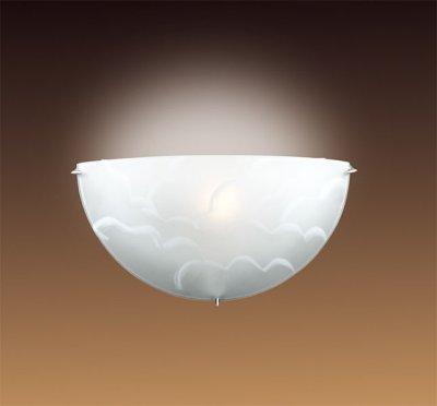 Светильник Сонекс 052Накладные<br><br><br>Цвет арматуры: серебристый