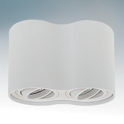 Lightstar BINOCO 52026 СветильникПотолочные<br>Компания «Светодом» предлагает широкий ассортимент люстр от известных производителей. Представленные в нашем каталоге товары выполнены из современных материалов и обладают отличным качеством. Благодаря широкому ассортименту Вы сможете найти у нас люстру под любой интерьер. Мы предлагаем как классические варианты, так и современные модели, отличающиеся лаконичностью и простотой форм.  Стильная люстра Lightstar 52026 станет украшением любого дома. Эта модель от известного производителя не оставит равнодушным ценителей красивых и оригинальных предметов интерьера. Люстра Lightstar 52026 обеспечит равномерное распределение света по всей комнате. При выборе обратите внимание на характеристики, позволяющие приобрести наиболее подходящую модель. Купить понравившуюся люстру по доступной цене Вы можете в интернет-магазине «Светодом».<br><br>Установка на натяжной потолок: Ограничено<br>S освещ. до, м2: 20<br>Крепление: Планка<br>Тип цоколя: GU10<br>Количество ламп: 2<br>MAX мощность ламп, Вт: 50<br>Оттенок (цвет): белый<br>Цвет арматуры: белый