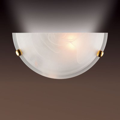 Светильник Сонекс 053 золото DunaНакладные<br>*Сонекс-К 053<br><br>S освещ. до, м2: 6<br>Тип лампы: накаливания / энергосбережения / LED-светодиодная<br>Тип цоколя: E27<br>Количество ламп: 1<br>Ширина, мм: 300<br>MAX мощность ламп, Вт: 100<br>Высота, мм: 150<br>Цвет арматуры: золотой