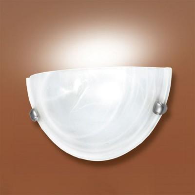 Светильник Сонекс 053 хром Dunaнакладные настенные светильники<br>*Сонекс-К 053<br><br>S освещ. до, м2: 6<br>Тип лампы: накаливания / энергосбережения / LED-светодиодная<br>Тип цоколя: E27<br>Цвет арматуры: серебристый<br>Количество ламп: 1<br>Ширина, мм: 300<br>Высота, мм: 150<br>MAX мощность ламп, Вт: 100