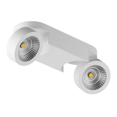 Купить Светильник накладной Lightstar 055264 SNODO LED белый, Италия