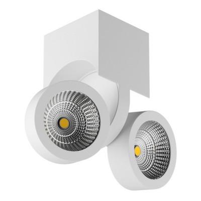 Купить Светильник накладной Lightstar 055364 SNODO LED белый, Италия