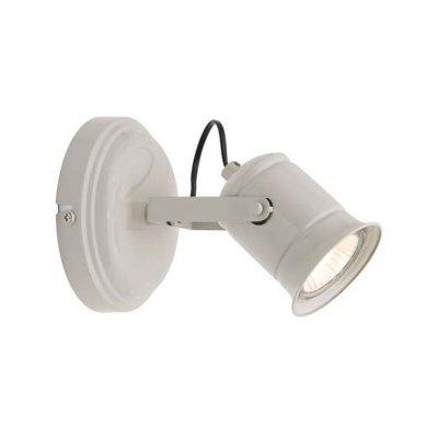 Светильник поворотный Brilliant G05710/52 CapОдиночные<br>Светильники-споты – это оригинальные изделия с современным дизайном. Они позволяют не ограничивать свою фантазию при выборе освещения для интерьера. Такие модели обеспечивают достаточно качественный свет. Благодаря компактным размерам Вы можете использовать несколько спотов для одного помещения. <br>Интернет-магазин «Светодом» предлагает необычный светильник-спот Brilliant G05710/52 по привлекательной цене. Эта модель станет отличным дополнением к люстре, выполненной в том же стиле. Перед оформлением заказа изучите характеристики изделия. <br>Купить светильник-спот Brilliant G05710/52 в нашем онлайн-магазине Вы можете либо с помощью формы на сайте, либо по указанным выше телефонам. Обратите внимание, что мы предлагаем доставку не только по Москве и Екатеринбургу, но и всем остальным российским городам.<br><br>S освещ. до, м2: 3<br>Тип лампы: галогенная / LED-светодиодная<br>Тип цоколя: GU10<br>Количество ламп: 1<br>MAX мощность ламп, Вт: 50<br>Диаметр, мм мм: 110<br>Выступ, мм: 160<br>Цвет арматуры: серый