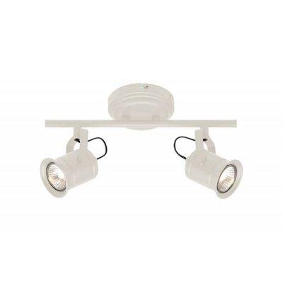 Светильник Brilliant G05713/52 CapДвойные<br>Светильники-споты – это оригинальные изделия с современным дизайном. Они позволяют не ограничивать свою фантазию при выборе освещения для интерьера. Такие модели обеспечивают достаточно качественный свет. Благодаря компактным размерам Вы можете использовать несколько спотов для одного помещения.  Интернет-магазин «Светодом» предлагает необычный светильник-спот Brilliant G05713/52 по привлекательной цене. Эта модель станет отличным дополнением к люстре, выполненной в том же стиле. Перед оформлением заказа изучите характеристики изделия.  Купить светильник-спот Brilliant G05713/52 в нашем онлайн-магазине Вы можете либо с помощью формы на сайте, либо по указанным выше телефонам. Обратите внимание, что у нас склады не только в Москве и Екатеринбурге, но и других городах России.<br><br>S освещ. до, м2: 6<br>Тип лампы: галогенная / LED-светодиодная<br>Тип цоколя: GU10<br>Количество ламп: 2<br>Ширина, мм: 305<br>MAX мощность ламп, Вт: 50<br>Выступ, мм: 180<br>Длина, мм: 315<br>Высота, мм: 160<br>Цвет арматуры: серый