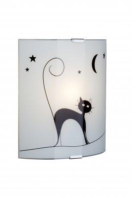 Бра Brilliant 05910/75 CatНакладные<br>Зачастую мы ищем идеальное освещение для своего дома и уделяем этому достаточно много времени. Так, например, если нам нужен светильник с количеством ламп - 1 и цвет плафонов должен быть - черно-белый, а материал плафонов только стекло! То нам, как вариант, подойдет модель - Бра Brilliant 05910/75.<br><br>S освещ. до, м2: 4<br>Тип лампы: накаливания / энергосбережения / LED-светодиодная<br>Тип цоколя: E27<br>Количество ламп: 1<br>Ширина, мм: 240<br>MAX мощность ламп, Вт: 60<br>Высота, мм: 260<br>Цвет арматуры: серебристый