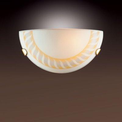 Светильник Сонекс 071 золото TurbinaНакладные<br>*Сонекс-К 071<br><br>S освещ. до, м2: 6<br>Тип лампы: накаливания / энергосбережения / LED-светодиодная<br>Тип цоколя: E27<br>Количество ламп: 1<br>Ширина, мм: 300<br>MAX мощность ламп, Вт: 100<br>Высота, мм: 150<br>Цвет арматуры: золотой