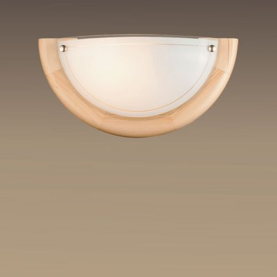 Светильник Сонекс 073 сосна RigaНакладные<br>*Сонекс-К 073<br><br>S освещ. до, м2: 6<br>Тип лампы: накаливания / энергосбережения / LED-светодиодная<br>Тип цоколя: E27<br>Количество ламп: 1<br>Ширина, мм: 310<br>MAX мощность ламп, Вт: 100<br>Высота, мм: 155<br>Цвет арматуры: деревянный