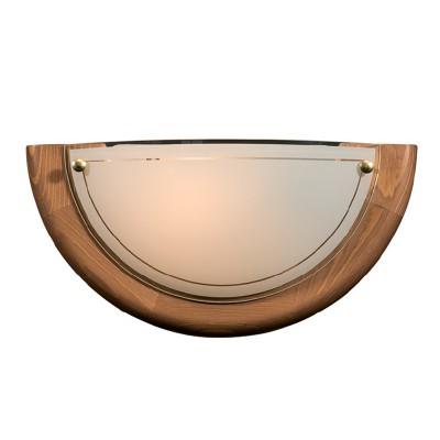 Светильник Сонекс 074 SN15 RIGAНакладные<br><br><br>Тип лампы: накаливания / энергосбережения / LED-светодиодная<br>Тип цоколя: E27<br>Количество ламп: 1<br>MAX мощность ламп, Вт: 100<br>Цвет арматуры: деревянный