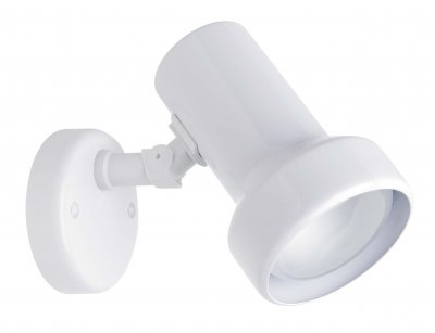 Спот Brilliant 07510T05 CosmosОдиночные<br>Зачастую мы ищем идеальное освещение для своего дома и уделяем этому достаточно много времени. Так, например, если нам нужен светильник с количеством ламп - 1 и цвет плафонов должен быть - белый, а материал плафонов только металл! То нам, как вариант, подойдет модель - спот Brilliant 07510T05.<br><br>S освещ. до, м2: 4<br>Тип лампы: накал-я - энергосбер-я<br>Тип цоколя: E27<br>Цвет арматуры: белый<br>Количество ламп: 1<br>Диаметр, мм мм: 90<br>MAX мощность ламп, Вт: 60