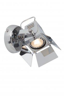 Светильник Brilliant G08910/15 Movie LEDОдиночные<br>Светильники-споты – это оригинальные изделия с современным дизайном. Они позволяют не ограничивать свою фантазию при выборе освещения для интерьера. Такие модели обеспечивают достаточно качественный свет. Благодаря компактным размерам Вы можете использовать несколько спотов для одного помещения. <br>Интернет-магазин «Светодом» предлагает необычный светильник-спот Brilliant G08910/15 по привлекательной цене. Эта модель станет отличным дополнением к люстре, выполненной в том же стиле. Перед оформлением заказа изучите характеристики изделия. <br>Купить светильник-спот Brilliant G08910/15 в нашем онлайн-магазине Вы можете либо с помощью формы на сайте, либо по указанным выше телефонам. Обратите внимание, что мы предлагаем доставку не только по Москве и Екатеринбургу, но и всем остальным российским городам.<br>