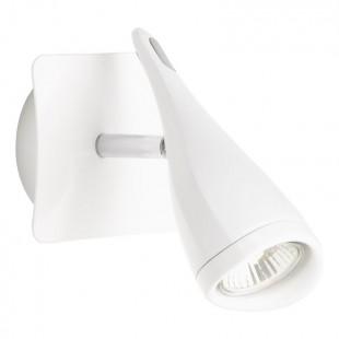 Светильник поворотный Brilliant G59810/05 RaiОдиночные<br>Зачастую мы ищем идеальное освещение для своего дома и уделяем этому достаточно много времени. Так, например, если нам нужен светильник с количеством ламп - 1 и цвет плафонов должен быть - белый, а материал плафонов только металл! То нам, как вариант, подойдет модель - спот Brilliant G59810/05.<br><br>S освещ. до, м2: 2<br>Тип товара: Светильник поворотный спот<br>Тип лампы: галогенная / LED-светодиодная<br>Тип цоколя: GU10<br>Количество ламп: 1<br>Ширина, мм: 100<br>MAX мощность ламп, Вт: 40<br>Выступ, мм: 175<br>Длина, мм: 120<br>Высота, мм: 120<br>Цвет арматуры: белый