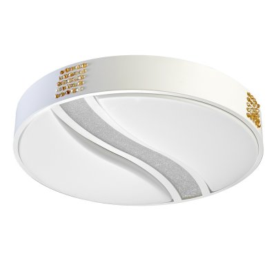 Люстра Hi-Tech 1-5026-WH Y LED МаксисветОжидается<br><br><br>S освещ. до, м2: 16<br>Тип цоколя: LED<br>Цвет арматуры: Белый<br>Количество ламп: 0<br>Ширина, мм: 550<br>Высота полная, мм: 110<br>Длина, мм: 550<br>Оттенок (цвет): Белый