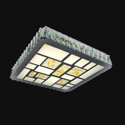 Люстра Панель 1-6943-WH Y LED МаксисветОжидается<br><br><br>S освещ. до, м2: 32<br>Тип цоколя: LED<br>Цвет арматуры: Белый<br>Количество ламп: 0<br>Ширина, мм: 500<br>Высота полная, мм: 120<br>Длина, мм: 500<br>Оттенок (цвет): Разноцветный