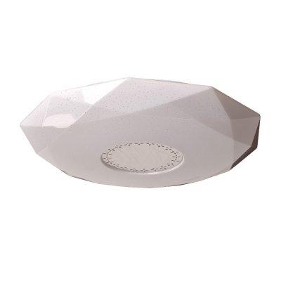 Люстра Панель 1-7150-WH LED МаксисветОжидается<br><br><br>S освещ. до, м2: 10<br>Тип цоколя: LED<br>Цвет арматуры: Белый<br>Количество ламп: 0<br>Ширина, мм: 450<br>Высота полная, мм: 70<br>Длина, мм: 450<br>Оттенок (цвет): Белый