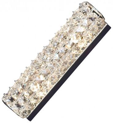Светильник настенно-потолочный Lussole LSL-8701-02 Stintinoдлинные настенно-потолочные светильники<br>Настенно-потолочный светильник Lussole Lsl-8701-02 прекрасно дополнит интерьер в стиле «модерн»! Хрустальный плафон привлекает к себе внимание и завораживает неповторимым, «искрящимся» освещением, которое всегда будет создавать в комнате положительную энергетику и дарить Вам отличное настроение. «Вытянутая» форма особенно выигрышно впишется в качестве подсветки похожих по силуэту деталей интерьера, например, настенного зеркала, картины, стеклянной полки с сувенирами и т.п. Рекомендуем использовать светильник совместно с другими хрустальными источниками света, чтобы пространство выглядело «цельным», уютным и стильным.