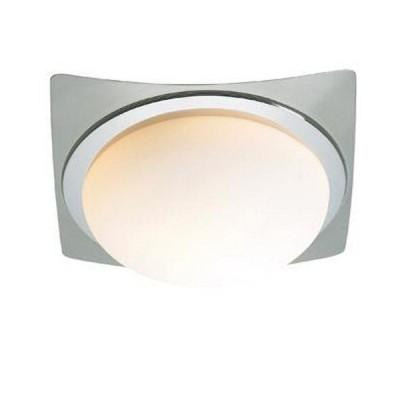 Светильник Markslojd 100199Квадратные<br><br><br>S освещ. до, м2: 3<br>Тип лампы: Накаливания / энергосбережения / светодиодная<br>Тип цоколя: E27<br>Цвет арматуры: серебристый<br>Количество ламп: 1<br>Ширина, мм: 320<br>Длина, мм: 320<br>Высота, мм: 120<br>MAX мощность ламп, Вт: 60