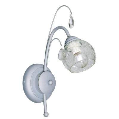 Аврора Лагуна 10024-1B Светильник настенный браМодерн<br>Важными и отличительными особенностями модели светильника Аврора 10024-1B является металл серебристо-серого цвета, стеклянные плафоны с эффектом морозного узора, хрустальные подвески с габаритными размерами 120*350*250мм. Хотелось бы отметить российскую сборку в г. Самара с отечественными комплектующими.<br><br>Тип лампы: накаливания / энергосбережения / LED-светодиодная<br>Тип цоколя: E14<br>Количество ламп: 1<br>Ширина, мм: 120<br>MAX мощность ламп, Вт: 60<br>Выступ, мм: 250<br>Размеры: 120*350*250<br>Расстояние от стены, мм: 250<br>Высота, мм: 350<br>Поверхность арматуры: матовый<br>Оттенок (цвет): неокрашенный<br>Цвет арматуры: белый