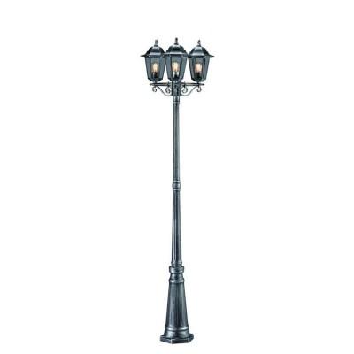 Светильник Markslojd 100287Большие фонари<br><br><br>Тип лампы: Накаливания / энергосбережения / светодиодная<br>Тип цоколя: E27<br>Количество ламп: 3<br>MAX мощность ламп, Вт: 60<br>Диаметр, мм мм: 550<br>Высота, мм: 2220