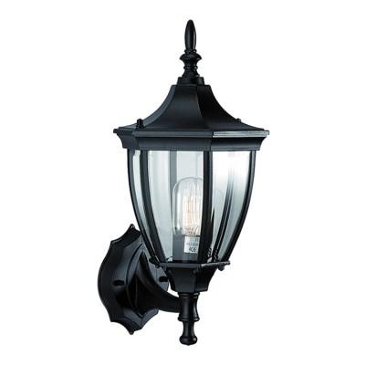 Светильник Markslojd 100320Настенные<br>Обеспечение качественного уличного освещения – важная задача для владельцев коттеджей. Компания «Светодом» предлагает современные светильники, которые порадуют Вас отличным исполнением. В нашем каталоге представлена продукция известных производителей, пользующихся популярностью благодаря высокому качеству выпускаемых товаров.   Уличный светильник MarkSlojd 100320 не просто обеспечит качественное освещение, но и станет украшением Вашего участка. Модель выполнена из современных материалов и имеет влагозащитный корпус, благодаря которому ей не страшны осадки.   Купить уличный светильник MarkSlojd 100320, представленный в нашем каталоге, можно с помощью онлайн-формы для заказа. Чтобы задать имеющиеся вопросы, звоните нам по указанным телефонам.<br><br>Тип лампы: Накаливания / энергосбережения / светодиодная<br>Тип цоколя: E27<br>Количество ламп: 1<br>Ширина, мм: 205<br>MAX мощность ламп, Вт: 75<br>Расстояние от стены, мм: 240<br>Высота, мм: 420