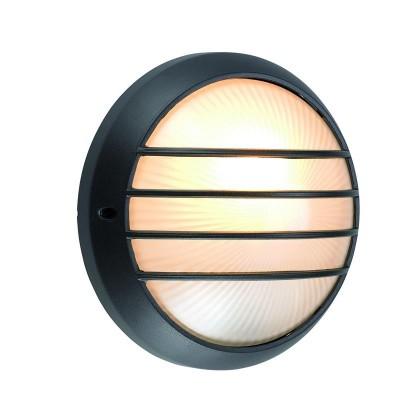 Светильник MarkSlojd  LampGustaf 100371Настенные<br><br><br>Тип лампы: Накаливания / энергосбережения / светодиодная<br>Тип цоколя: E27<br>Количество ламп: 1<br>MAX мощность ламп, Вт: 60<br>Диаметр, мм мм: 250<br>Цвет арматуры: черный