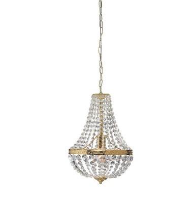 Светильник Markslojd 100485Подвесные<br><br><br>S освещ. до, м2: 3<br>Тип лампы: Накаливания / энергосбережения / светодиодная<br>Тип цоколя: E27<br>Цвет арматуры: золотой<br>Количество ламп: 1<br>Диаметр, мм мм: 300<br>Высота, мм: 430<br>MAX мощность ламп, Вт: 60