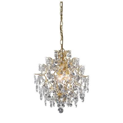 Светильник Markslojd 100524Подвесные<br><br><br>S освещ. до, м2: 6<br>Тип лампы: Накаливания / энергосбережения / светодиодная<br>Тип цоколя: E14<br>Цвет арматуры: золотой<br>Количество ламп: 3<br>Диаметр, мм мм: 400<br>Высота, мм: 1920<br>MAX мощность ламп, Вт: 40